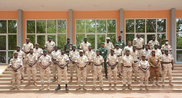 ECOLE D'ETAT- MAJOR NATIONALE DE KOULIKORO : Un exercice tactique pour jauger les connaissances des officiers stagiaires