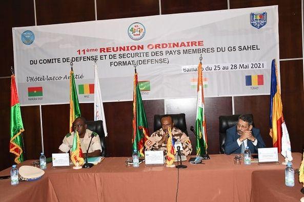 11EME REUNION DU G5-SAHEL : Des stratégies peaufinées contre les GAT au Sahel