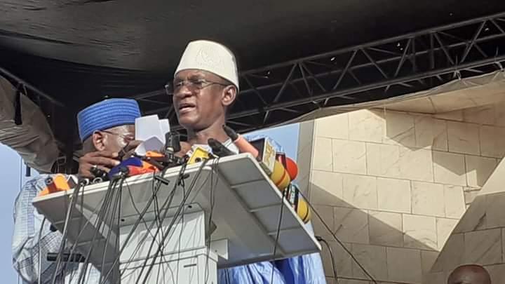 Crise politico-institutionnelle : Une kyrielle de solutions de la GPR pour sauver le Mali