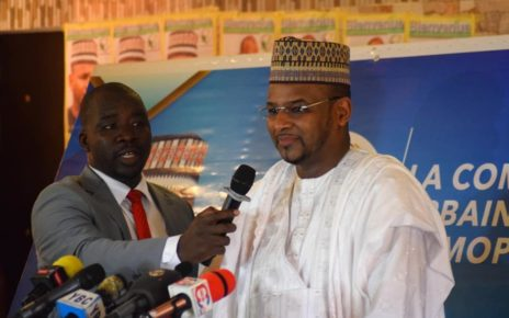 Engagement politique à l'URD : Dr Boubou Cissé fait le déballage !