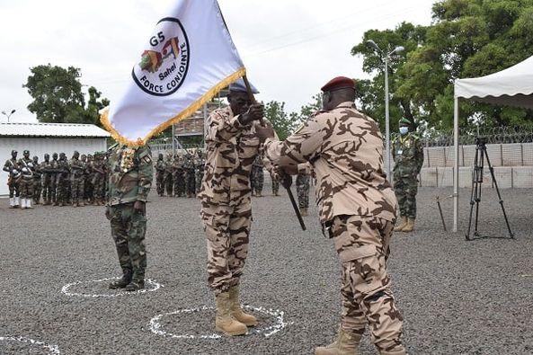 Changement aux commandes de la force G5 Sahel : Le général de division Oumar Bikimo du Tchad prend les rênes
