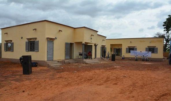 Opération Maliko secteur 4 :Le village de Somadougou doté d'une brigade territoriale de Gendarmerie