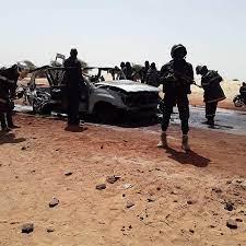 Mourdia, région de Nara : Un véhicule des FAMa victime d'un EEI