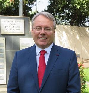 L'ambassadeur Joël Meyer au PM Choguel : « Aucun pays n'interdit au Mali de développer une coopération militaire »